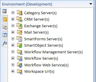 What?! No Environment Fields Node in the Object Browser?!